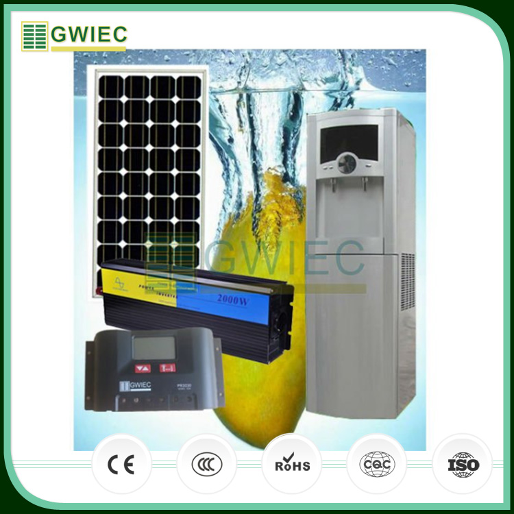 GWIEC New Products On China Market Portable Solar Power Air To Water Generator System 138L