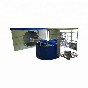 plastic cooler rotomolded rotation moulding machine made