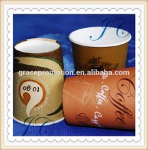 Cheap Disposable Coffee Paper Cups for drinking