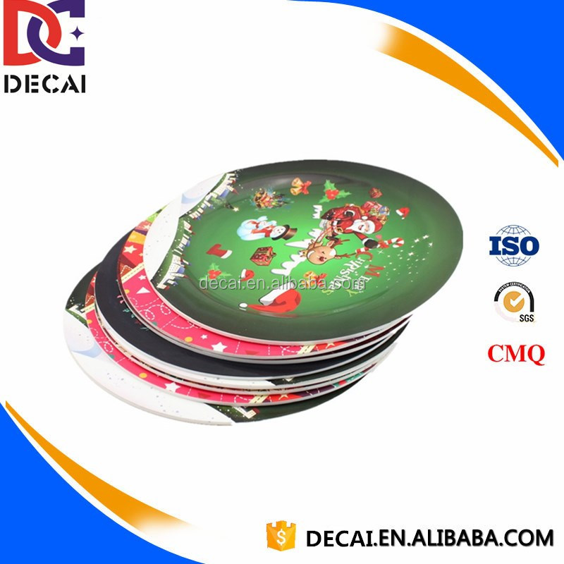 Customized Designs Heat Transfer Film for Plastic Food Dish