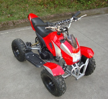 New kids gas powered atv 50cc with CE Approved