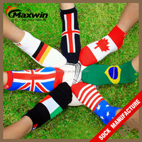 national flag socks,socks and underwear to import from china,german flag socks