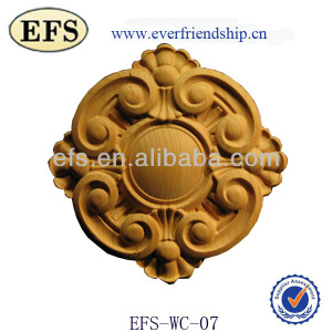 wholesale wood ceiling medallions carvings