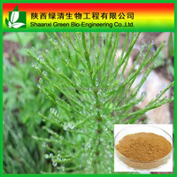 Anti-aging Equisetum Arvense Extract Bottle Brush Herb P.e Horsetail Meadow Pine Extrac/High Quality Organosilicon,Organosilicon