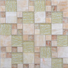 HT618 Decorative outdoor bistro set mosaic tile patterns for tables