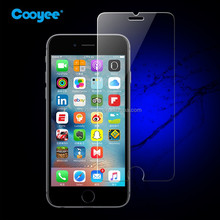 0.33mm HD clear screen protector for iPhone 6 tempered glass