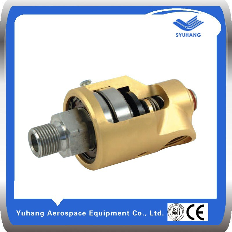 Water Rotary Joint Hydraulic Swivel Joint Brass Rotary