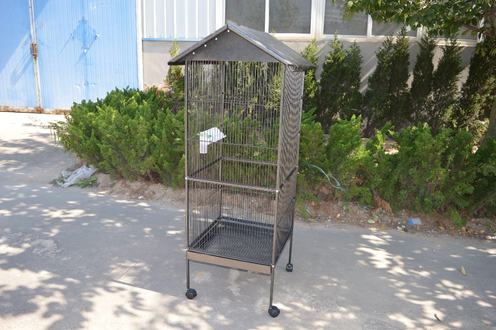 Wholesale large parrot breeding bird cage for pet