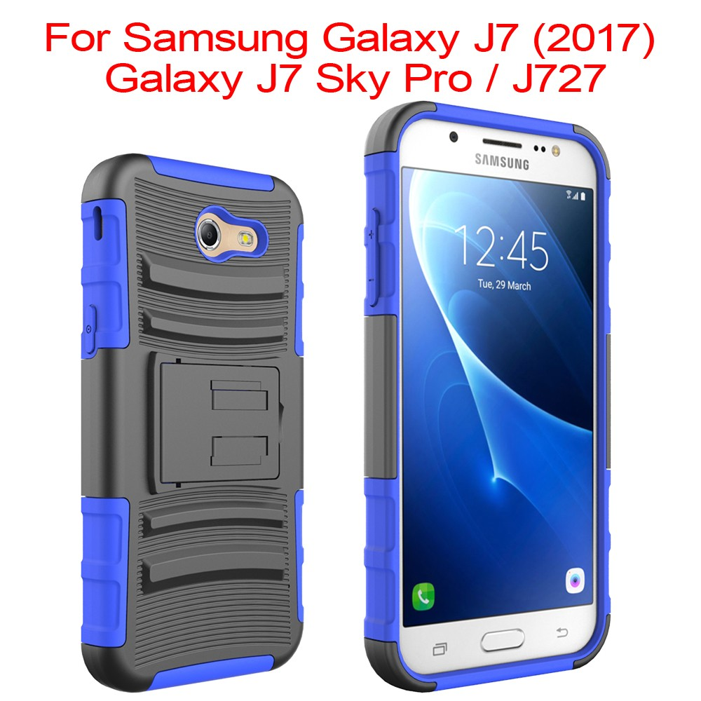 Bulk buy from china good quality hybrid mobile phone case for Samsung galaxy J7 2017/J7 sky pro