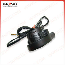 Haissky motorcycle parts spare motorcycle handle switch for DT125 right side