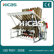 HC-MHB1925*40Woodworking factory wooden door frame laminated press making machine
