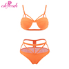 Hot unique design swimwear elastic bikini set women bikini