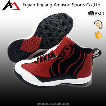 Oem high performance Miami man basketball shoes wholesale