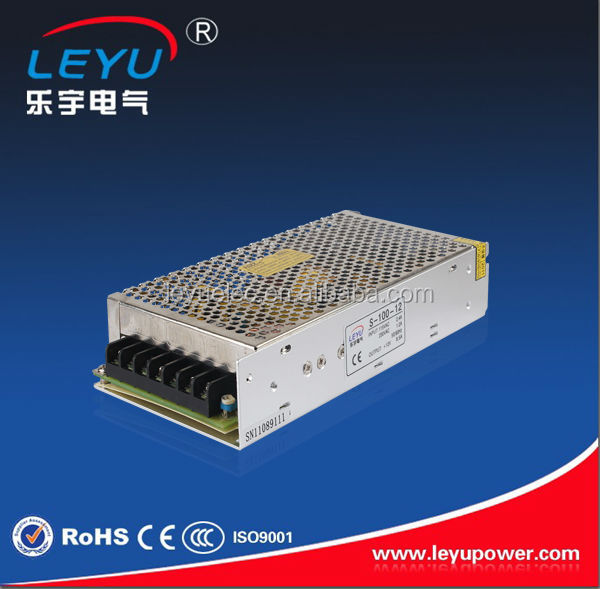 100w single power supply 5v 20a LED lighting ac to dc PSU liushi <strong>manufacturer</strong>