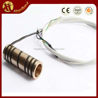 Electric Hot Runner Heater Copper Type Pipe Heater