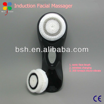 Wireless Rechargeable Facial Cleansing Machine