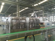 XGF capping and small automatic bottle washing filling capping machine
