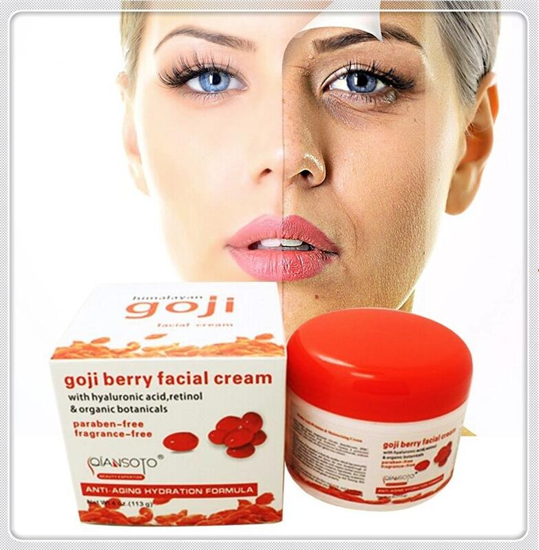 Goji Berry Cream Natural Cosmetics Natural Wolfberry Face Cream 113g