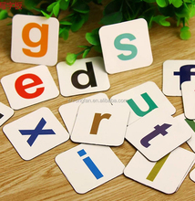 Cartoon Magnetic Letter Alphabet Fridge Magnet For Kids Educational