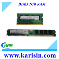 Full compatible 1gb 2gb 1066 1333 1600 ddr3 triple channel memory ram