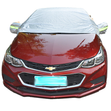 New design Thicken windscreen uv proof car cover