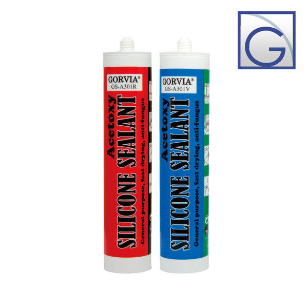 Gorvia GS-Series Item-A301 what will remove silicone caulk
