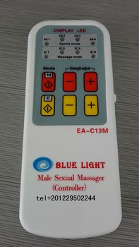 digital male sexual penis massager EA-C13M with 100% safety