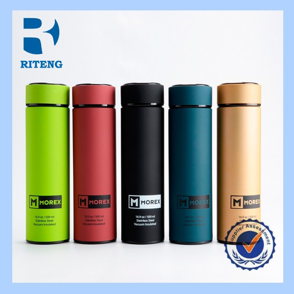 Factory cheap price double wall hot and cold thermos insulated stainless steel bottle