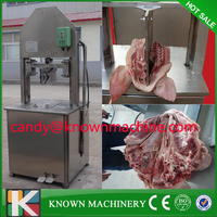 Pig slaughtering equipment Pig head cutting machine
