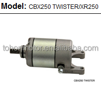 Motorcycle Starting Motor CBX250 TWISTER