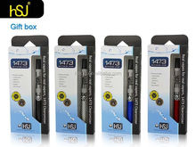 HSJ 1473 Electronic Cigarette starter kit refillable gamucci electronic cigarette with good price