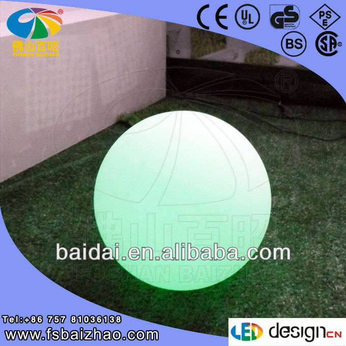 Colorful LED Glow Golf Ball