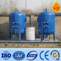 water treatment removing iron manganese filter for drinking water treatment plant