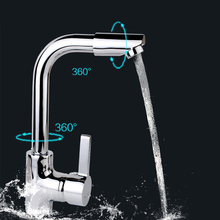 Various Types of High Quality Sakura turned mouth three flat brass basin faucet