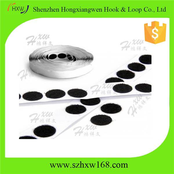 3M Self -Adhesive double sided hook and loop dots