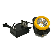 NEW Wireless LED Mining Light Head Lamp for Miners Camping Hunting