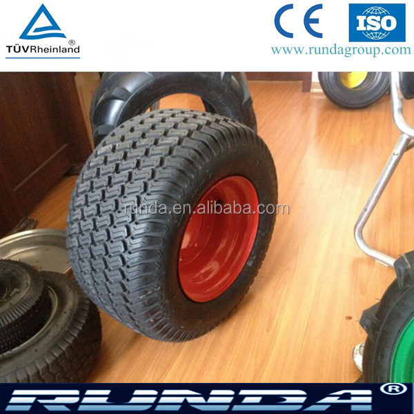 tubeless type off road trailer wheel 18inches