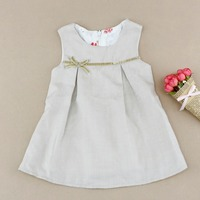 Yarn Dyed Baby girls Dress