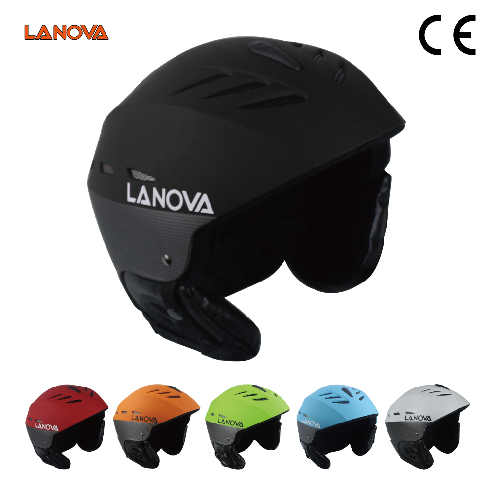 Factory direct sale best ski helmet goggle combo with EN1077 approval