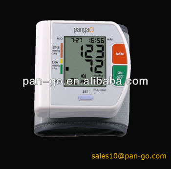 Automatic digital pediatric blood pressure monitor PG-800A5