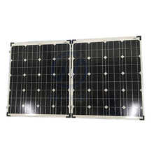 Easy Carrying High Quality Folding Portable Camping 200W PV Solar Panel For 12V Batteries