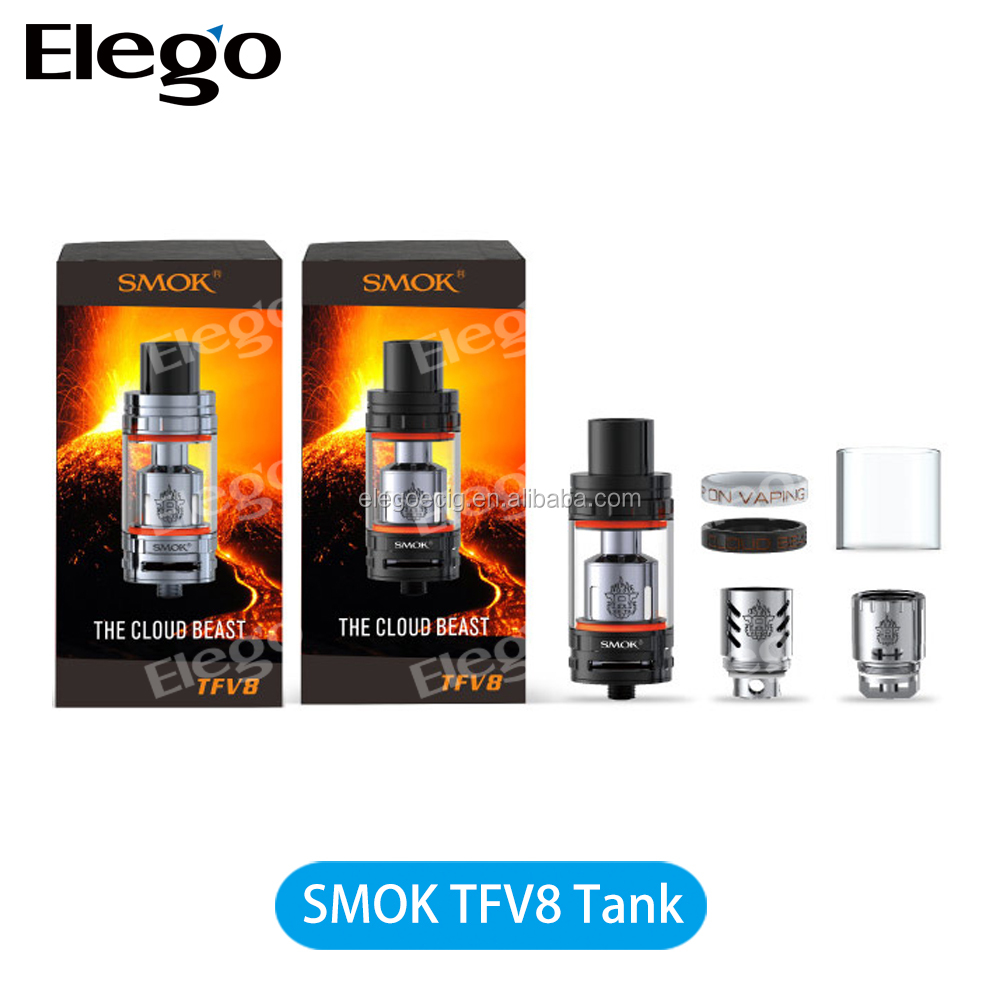 Good price!!! Original Smoktech TFV8 vape, Smok TFV8