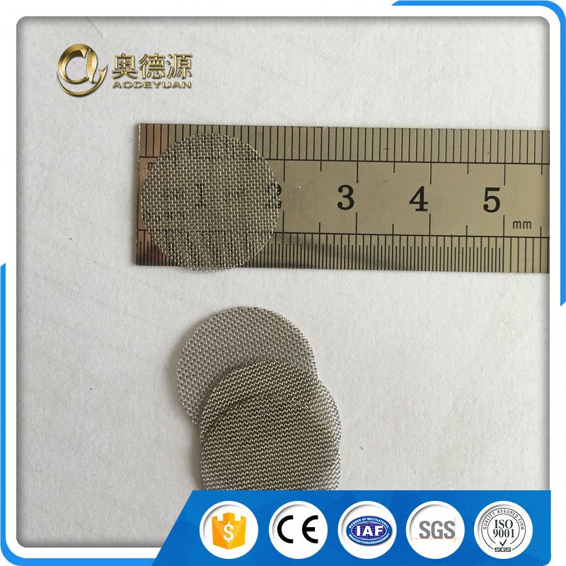 knitted Smoking pipe stainless steel wire rope mesh net flexible metal mesh netting