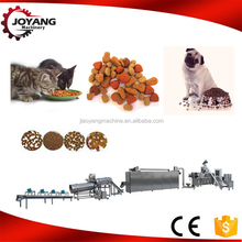 Big capacity automatic dry pet food machine