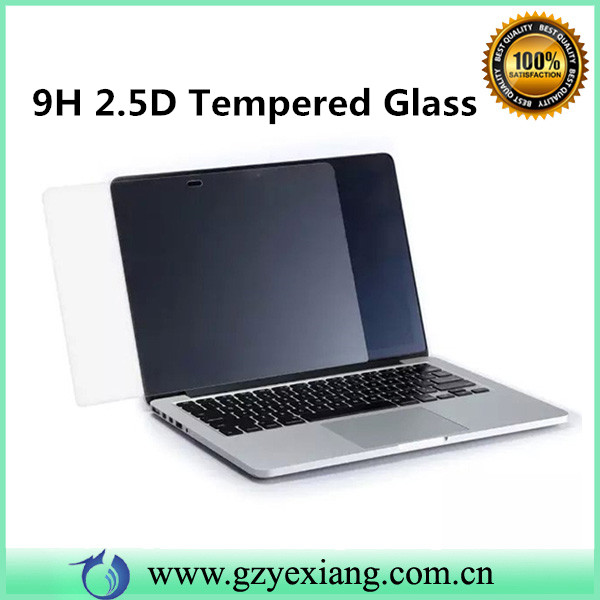 tempered glass screen protector for macbook pro 0.33mm slim tempered corning gorilla glass