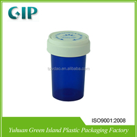 Plastic PP plastic cup with cover