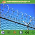 Hot dipped galvanized razor blade wire