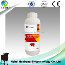 Aquatic Animal Drugs, Povidone iodine Disinfectant Solution for Fish Shrimp turtle crab