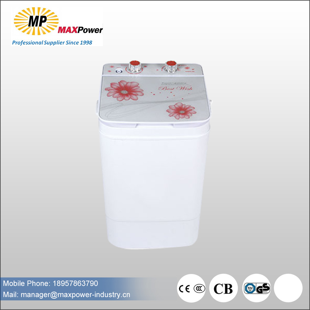 automatic single tub washing machine with CE CB RoHs with good price