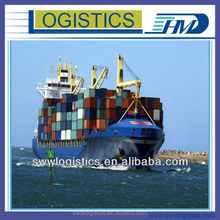 Professional shipping agent by sea from China Shenzhen/Guangzhou/HK to Mersin,Turkey